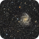 NGC6946 Fireworks Galaxy,                                Gerrit Barrere