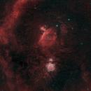 Orion at 85 mm in HOO,                                JDJ