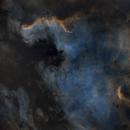 NGC 7000 North America Nebula Starless,                                Sean Boon