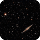 NGC 891 Outer Limits Galaxy,                                bobzeq25