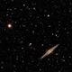 NGC 891 Outer Limits Galaxy,                                bobzeq25