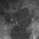 Mare Tranquillitatis and surrounding area,                                James Muehlner