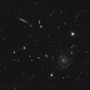 Holmberg 124 (NGC 2805, 2814, 2820, and IC 2458),                                Madratter