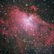 Eagle Nebula (M16),                                Hon Yi