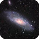 M106 LRGB,                                1074j