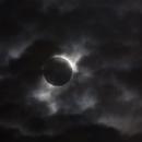 Total Solar Eclipse 09 March 2016 - Indonesia - Belitong - Pantai Burung Mandi -  Clouded Totality,                                Martin Junius