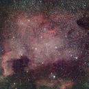 North America Nebula,                                Yu-Hang Kuo