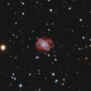 NGC 2440,                                Peter Goodhew