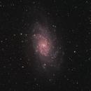 M33  Triangulum Galaxy,                                John Richards