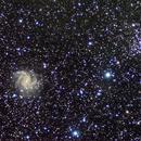 NGC 6946 & 6939,                                Patrick Chevalley