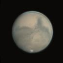 Mars - 21:55UT - 3 November 2020,                                Roberto Botero