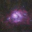 Lagoon Nebula M8,                                Simon Knecht