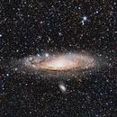 Andromeda,                                stille