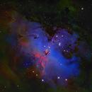 M16 Eagle Nebula,                                equinoxx