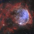 NGC 3324,                                Mark