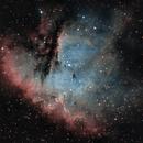 Nébuleuse Pacman (NGC281),                                Julien Bourdette