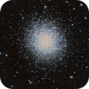 Messier 13,                                Alf Jacob Nilsen
