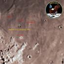 Apollo 11 Landing Site,                                Robert Van Vugt
