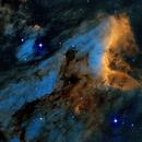 Pelican Nebula - IC5070,                                Greg Polanski