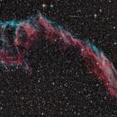 Schleiernebel/Veil nebula NGC 6992/6995,                                Fabian Mast