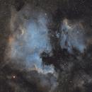 North America and Pelican Nebula,                                Eric Benedetti