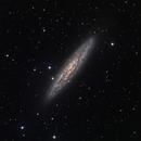 NGC 253 - Sculptor Galaxy,                                DeepSkyView