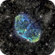 NGC 6888, Crescent Nebula,                                Gary Emmerson