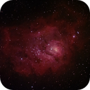 The Lagoon Nebula,                                Subaru6