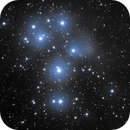 M45 Pleiades,                                henri62