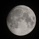 Moon, 2020/11/28,                                Rod Van Meter