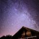 A Swiss chalet through the eyes of an utter beginner astrophotgrapher,                                Palmito