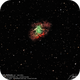 Crab Nebula (M1 - NGC1952),                                Godfried