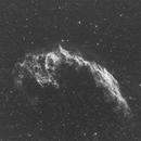Eastern Veil Nebula in Cygnus,                                Pawel Turek