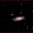 M90 Galaxy,                                AlBroxton