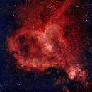 The Heart Nebula, IC1805,                                Doversole83