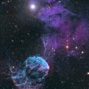Jellyfish nebula,                                s1macau