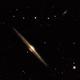 Needle Galaxy (NGC 4565),                                Andrew Gutierrez