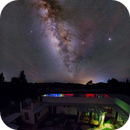 Gemini Private Observatory and Summer Milky Way,                                Shenyan Zhang