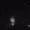 M051 2015 first light,                                antares47110815