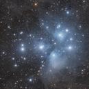 Messier 45 - Pleiades (2020),                                Giuseppe Donatiello