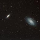 Galaxies M81 / M82,                                Nicolas JAUME