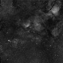 NGC 6820 [Sh2-86] Area, Ha,                                Stephen Garretson
