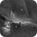 IC 434 en Halpha,                                Georges