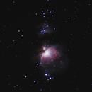 Orion Nebula(M42),                                Yash