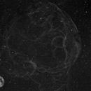 Siemis 147 Supernova remnant,                                AstroKitty