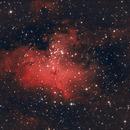 Messier 16: The Eagle Nebula,                                James Schrader
