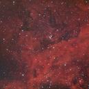 NGC3372 (Bo11 - Eta Carina Nebula),                                Israel Mussi