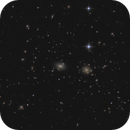 """The sea of galaxies - Abell 1656, """"Coma cluster"""", LRGB,                                Mikhail Vasilev"""