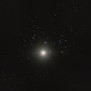 Rendezvous Venus mit den Plejaden am 03.04.2020,                                astrobrandy