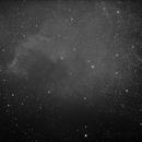 NGC 7000 Alaska Kanada,                                Markuzio